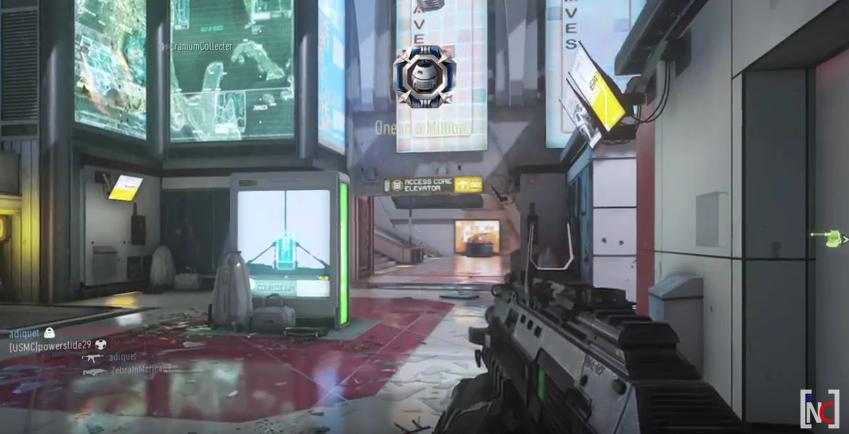 One in a Million Call of Duty Advanced Warfare