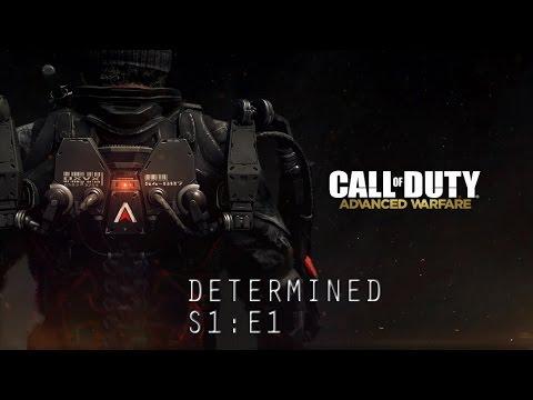 Call of Duty Advanced Warfare – Determined S1:E1