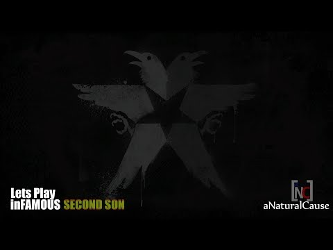 Lets Play inFAMOUS Second Son – PS4 – Good Karma or Evil Karma