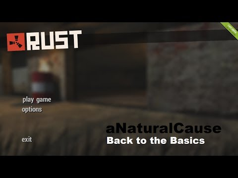 Back to the Basics – Rust (Alpha)
