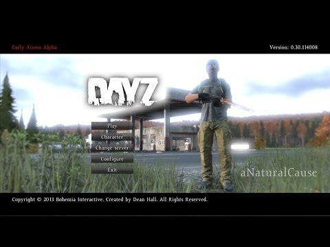 DayZ Standalone – Day1 – What are we doing